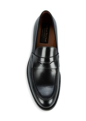 To Boot Cutler Leather Penny Loafers