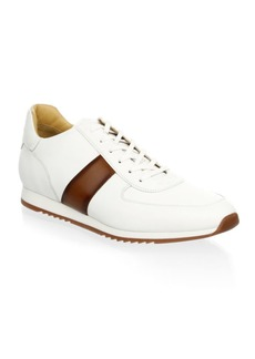 To Boot Eldon Trainer Leather Sneakers
