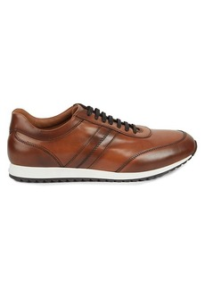 To Boot Francesco Leather Trainer Shoes