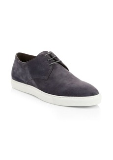 To Boot Grand Suede Oxford Shoes