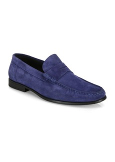 To Boot Italian Suede Loafers