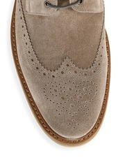 To Boot Jennings Suede Wingtip Oxfords