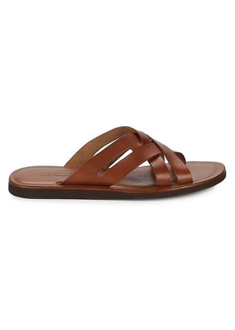 To Boot La Paz Leather Sandals