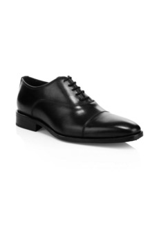 To Boot Mckinnon Vitello Leather Derbys