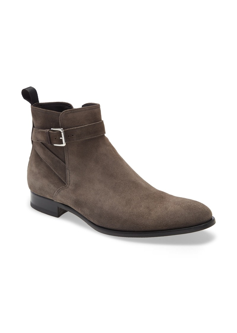 Men's To Boot New York Clarence Buckle Strap Boot