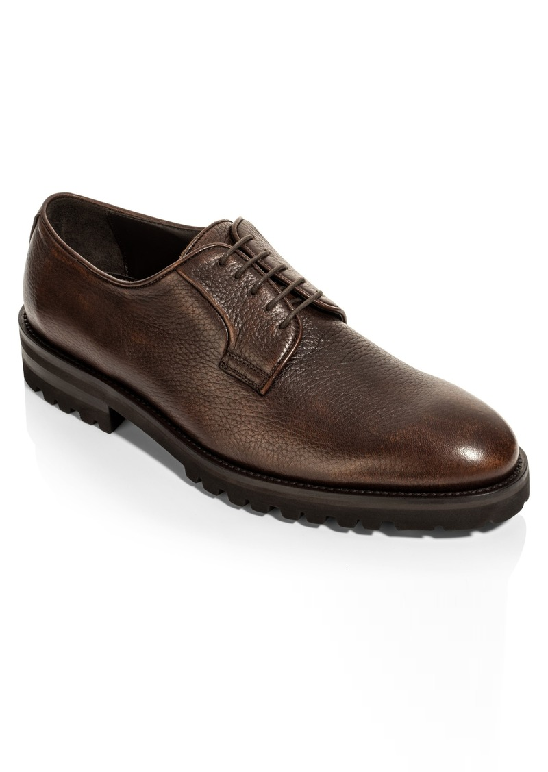To Boot New York Quillon Plain Toe Derby