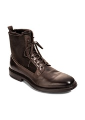 Men's To Boot New York Rubato Mid Genuine Shearling Lined Boot