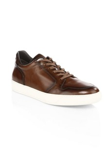 To Boot Munich Leather Sneakers