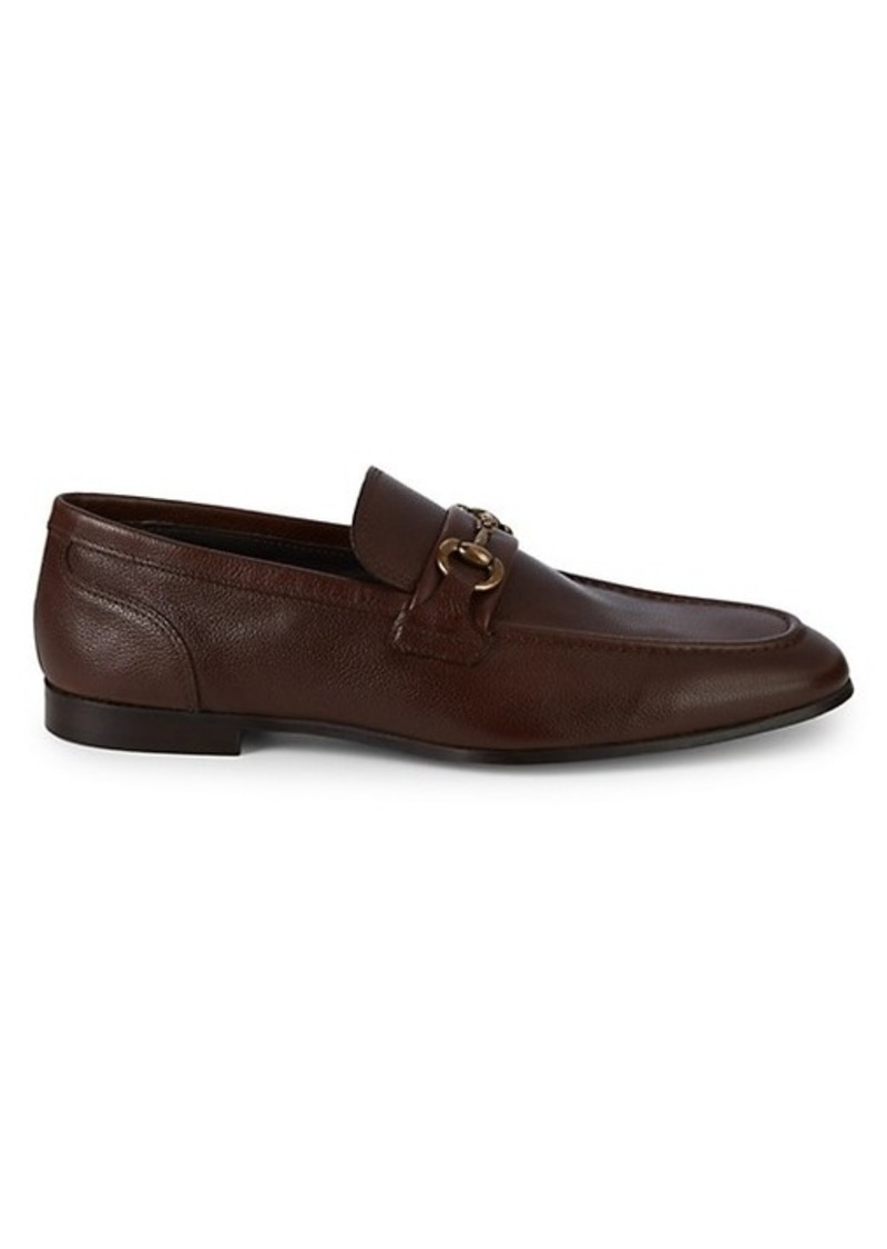 To Boot Nile Snaffle Bit Leather Loafers