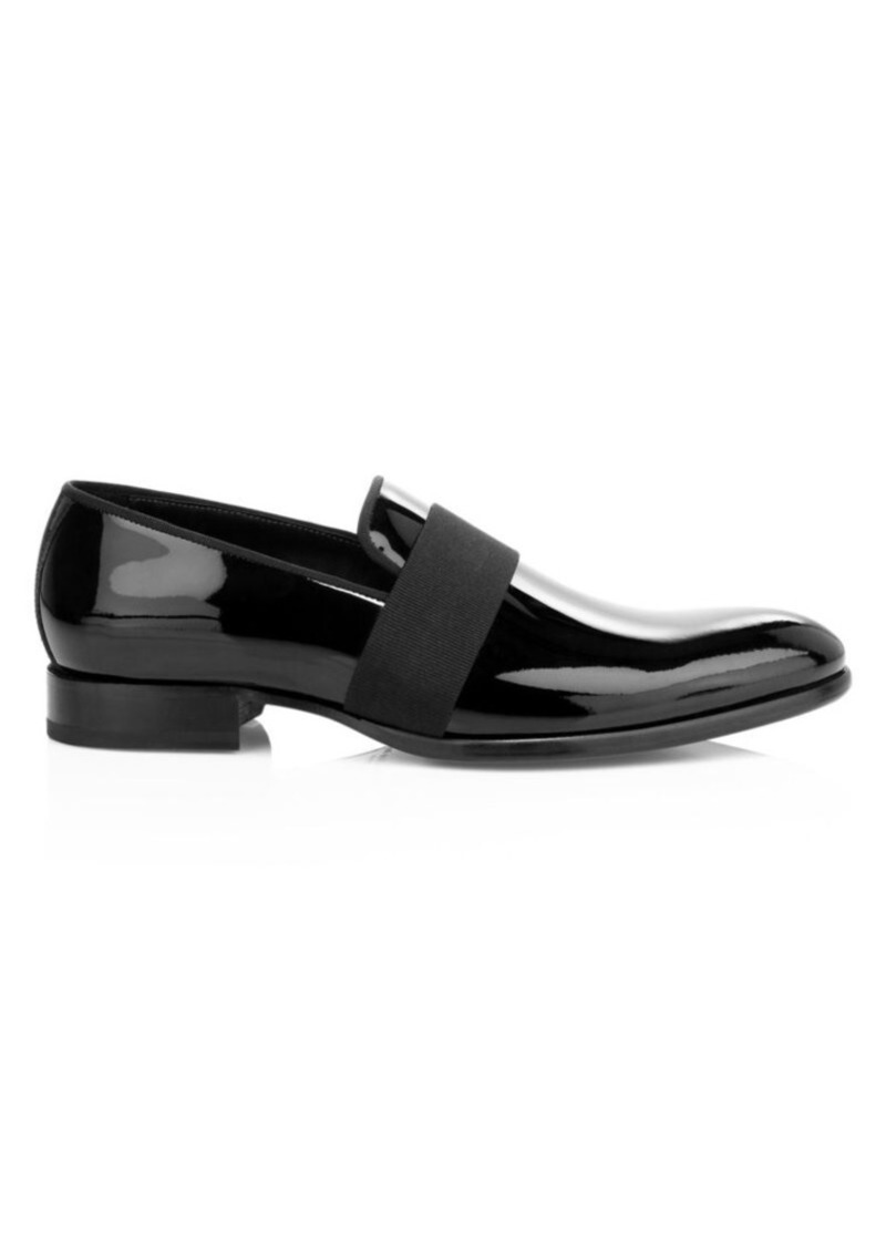 To Boot Percy Patent Leather Loafers