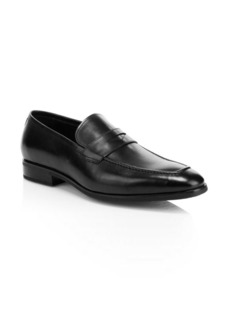 To Boot Raleigh Leather Penny Loafers