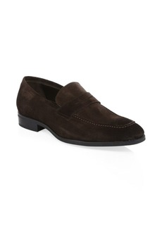 To Boot Raleigh Suede Loafers