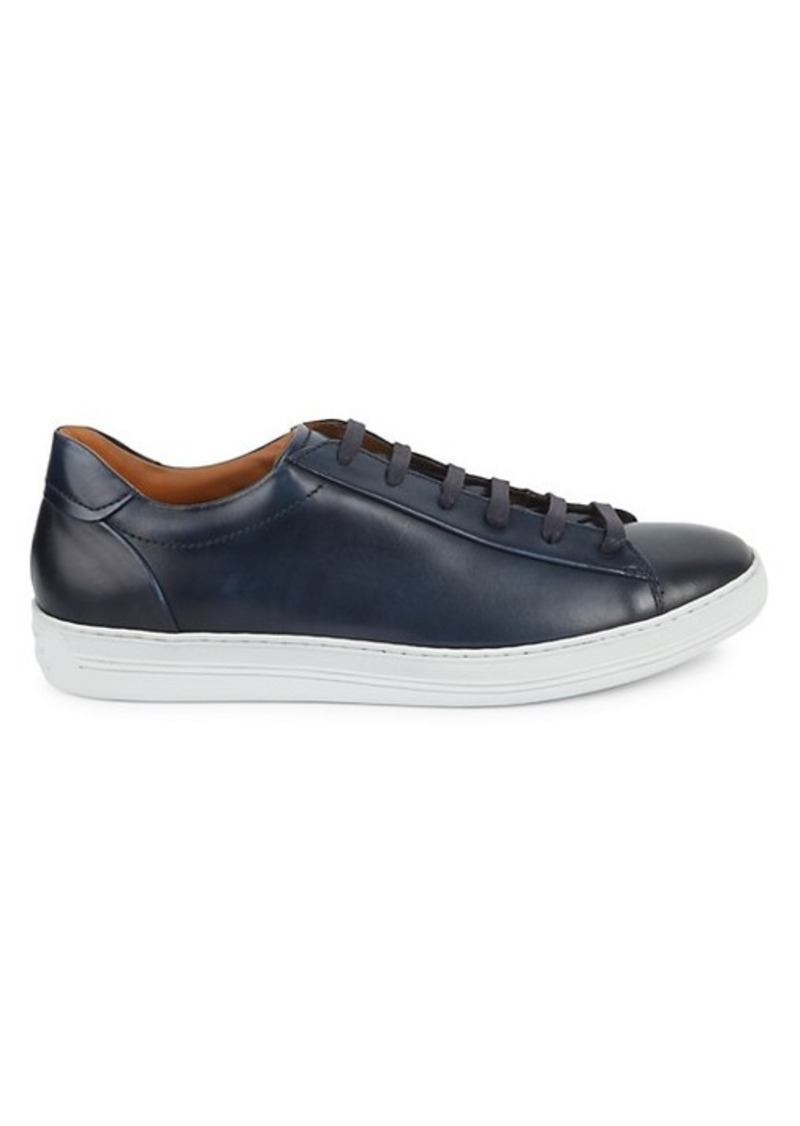 To Boot Ranger Leather Low-Top Sneakers