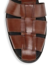 To Boot Santorini Leather Fisherman Sandals
