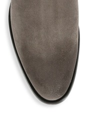 To Boot Sherman Suede Chelsea Boots