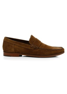 To Boot Stockton Suede Penny Loafers