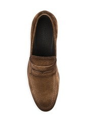 To Boot Suede Penny Loafers