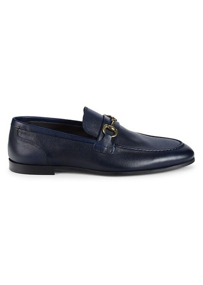To Boot Suede Two-Bit Loafers