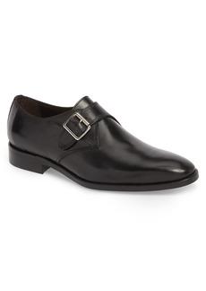 To Boot New York Abraham Single Buckle Monk Shoe (Men)