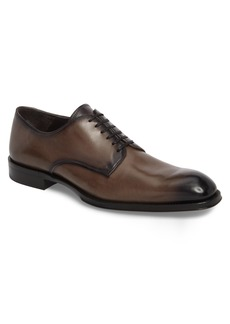 To Boot New York Academy Plain Toe Derby (Men)