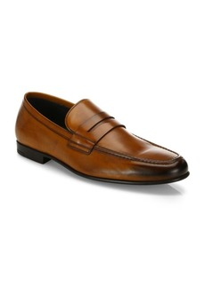 To Boot Alek Leather Penny Loafers