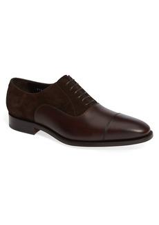 To Boot New York Amadora Cap Toe Oxford (Men)