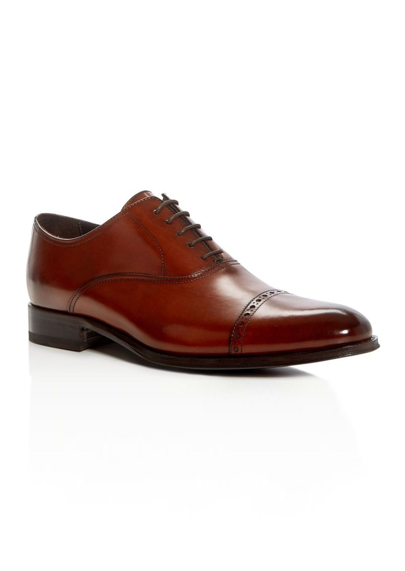 To Boot New York Men's Anton Brogue Cap Toe Oxfords
