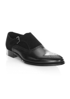 To Boot Arcadia Monk-Strap Loafers