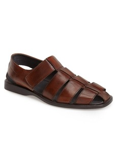To Boot New York 'Barbados' Fisherman Sandal (Men)