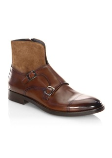 To Boot Broome Zippered Boot