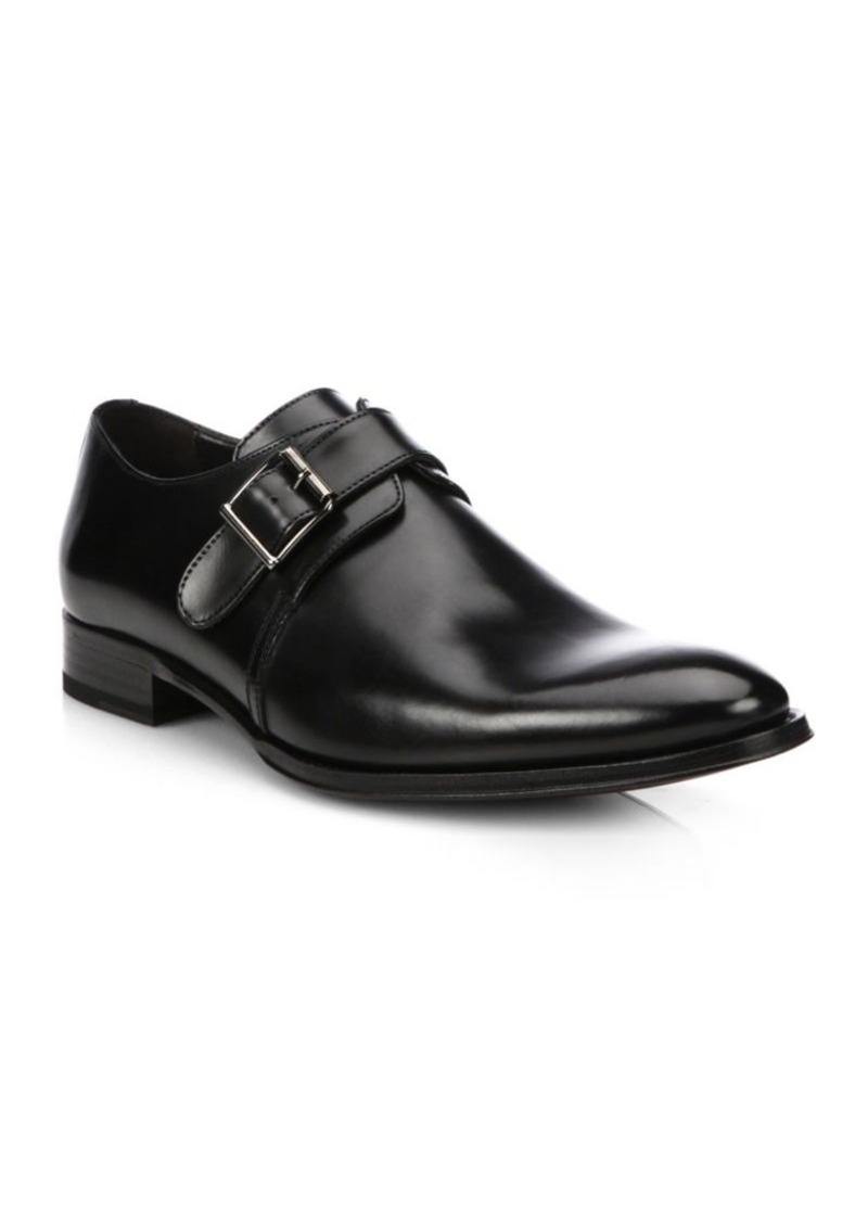 To Boot New York Campbell Leather Dress Shoes