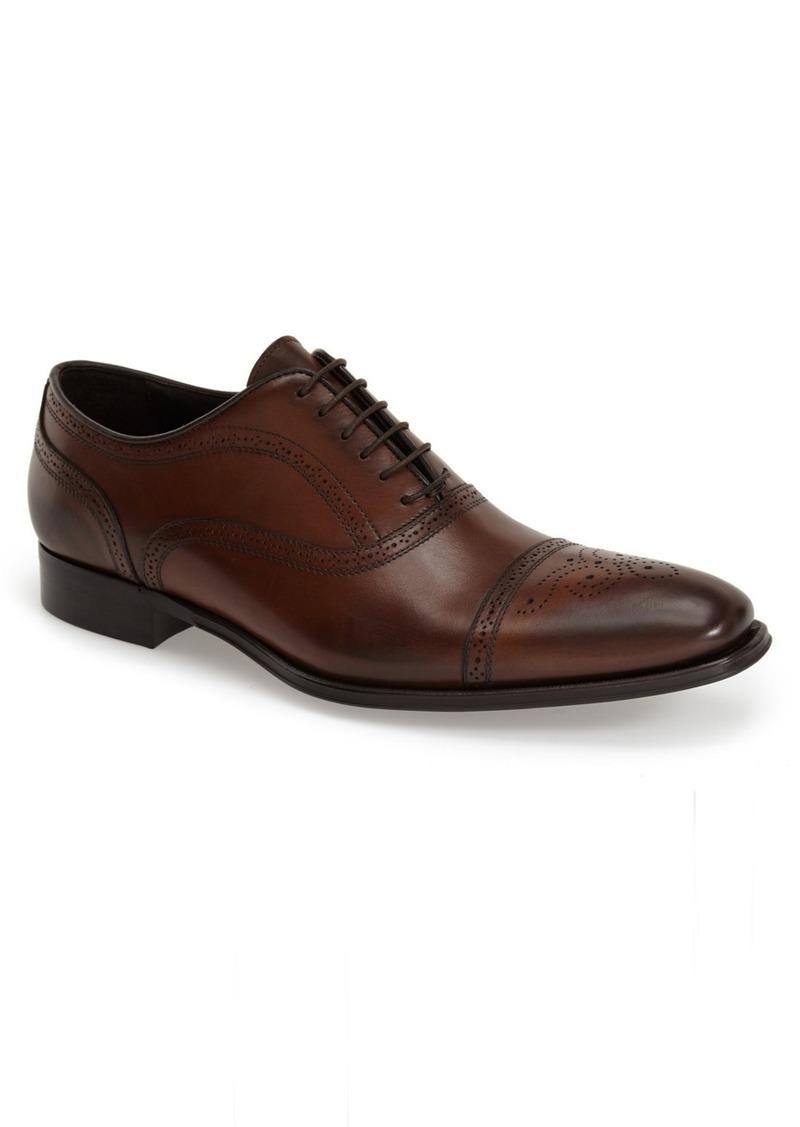 To Boot New York 'David' Cap Toe Oxford (Men)