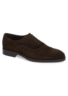 To Boot New York Hudson Cap Toe Oxford (Men)