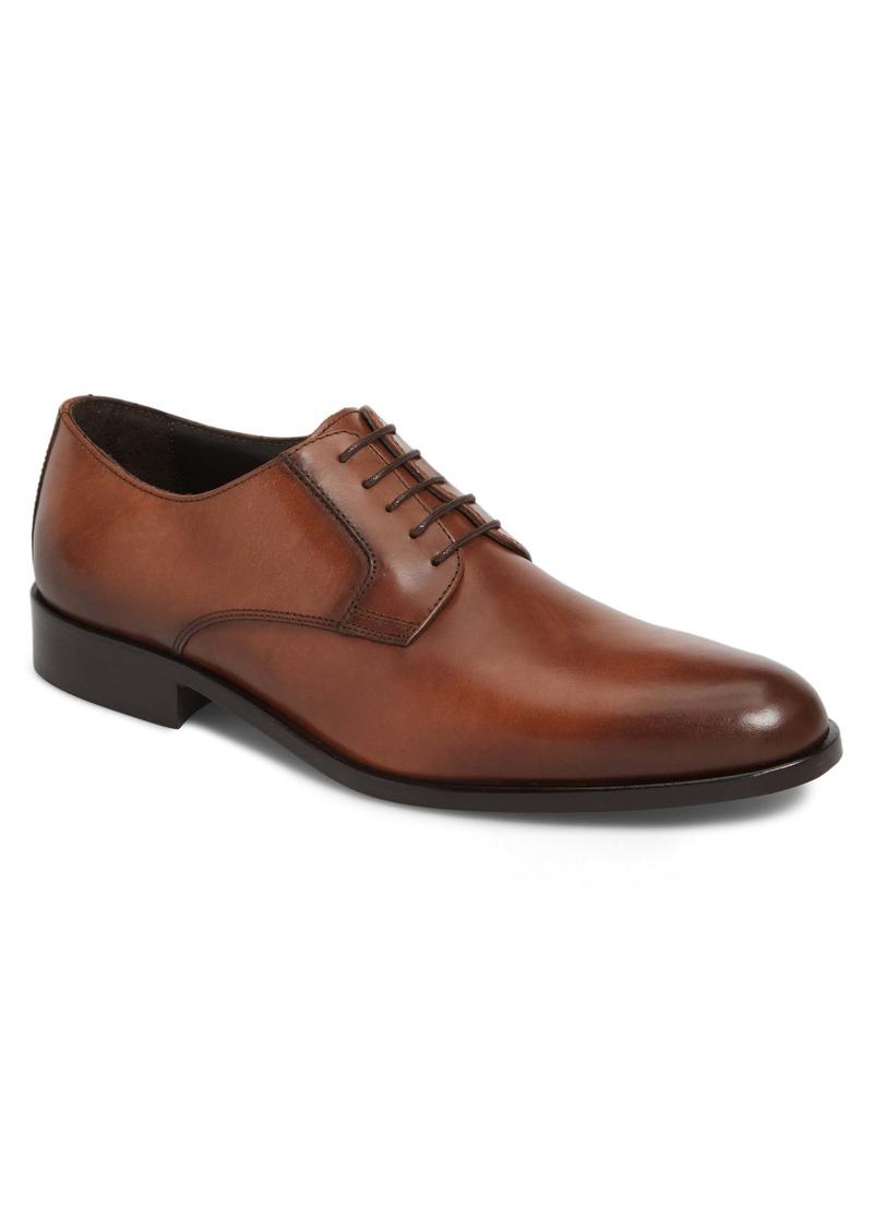 To Boot New York Ivins Plain Toe Derby (Men)