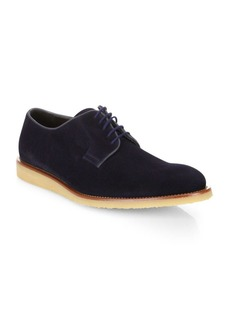 To Boot Jack Suede Wedge Buck Oxfords