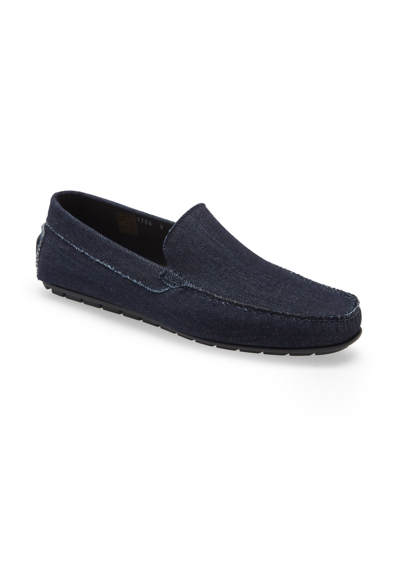 To Boot New York Keenan Moc Toe Loafer (Men)