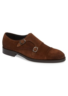 To Boot New York Koning Double Buckle Monk Shoe (Men)