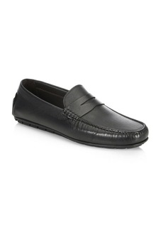 To Boot Leather Penny Loafer