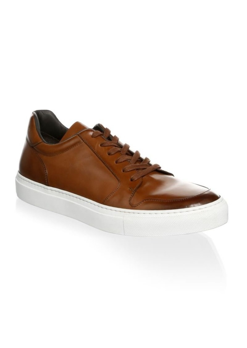 To Boot Low-Top Leather Sneakers