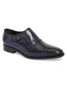 To Boot New York Ludlum Cap Toe Monk Shoe (Men)