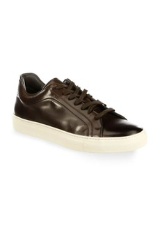 To Boot Marshall Leather Low-Top Sneakers