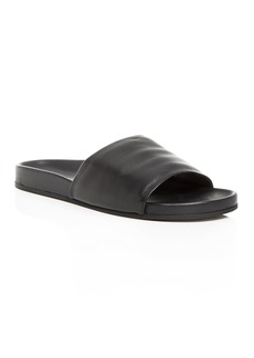 To Boot New York Men's Apex Napa Leather Slide Sandals