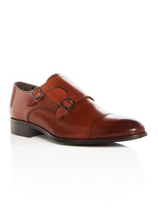 To Boot New York Men's Bankston Leather Monk-Strap Oxfords