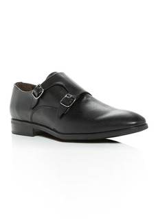 To Boot New York Men's Benjamin Leather Monk Strap Oxfords