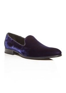 To Boot New York Men's Bolton Velvet Smoking Slippers