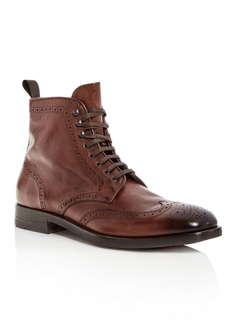 To Boot New York Men's Bruckner Leather Wingtip Boots