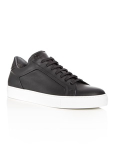 To Boot New York Men's Carlin Leather Lace Up Sneakers
