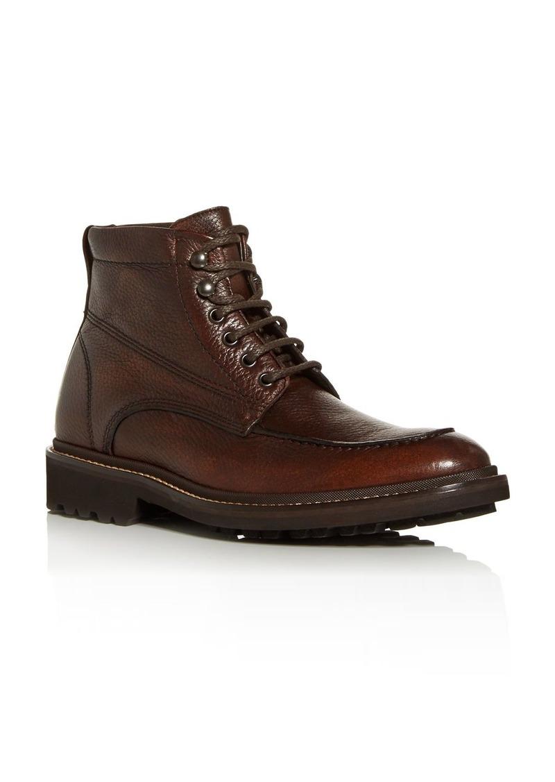 To Boot New York Men's Carlton Apron Toe Boots