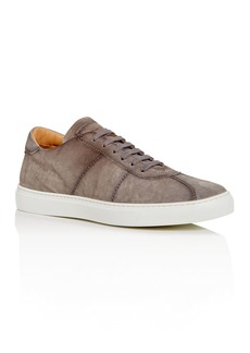 To Boot New York Men's Charger Suede Low-Top Sneakers