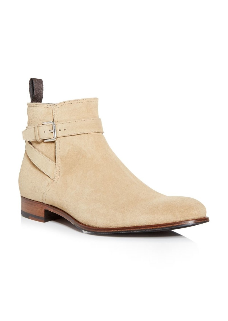 To Boot New York Men's Clarence Buckled Boots
